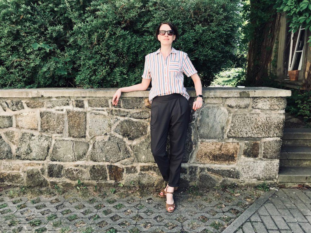 The Calyer Pants und Bruna